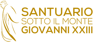 Santuario Sotto il Monte Papa Giovanni XXIII logo