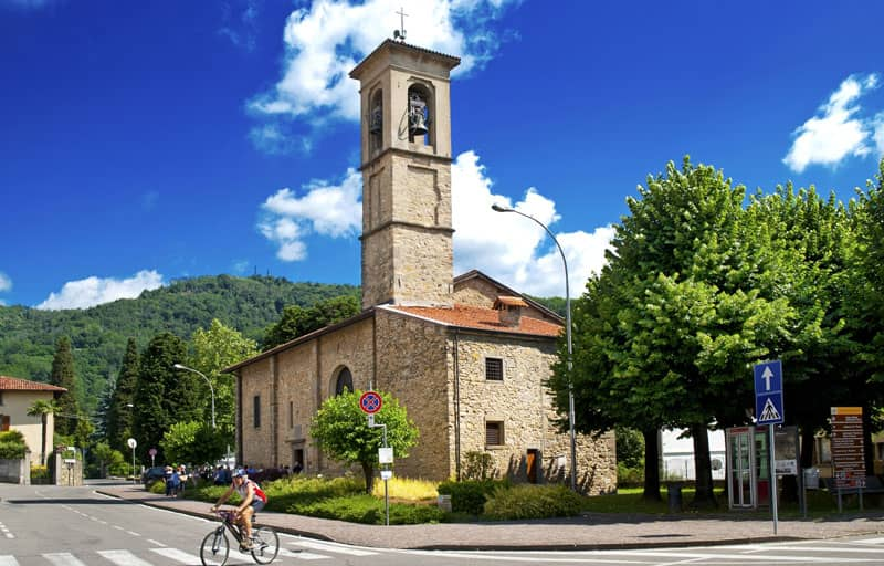 S. Maria in Brusicco - Santuario Sotto il Monte Giovanni XXIII Papa Giovanni XXIII