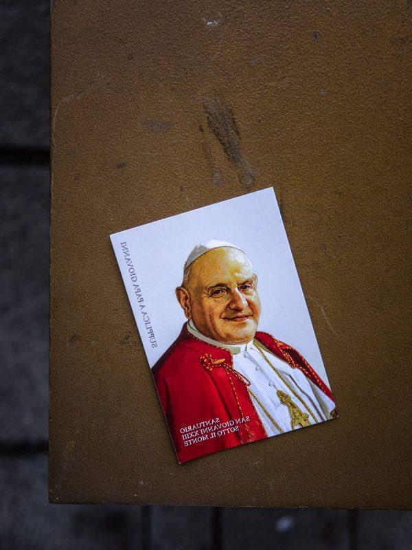 Offerta libera - Atti di devozione - Santuario Sotto il Monte Giovanni XXIII Papa Giovanni XXIII