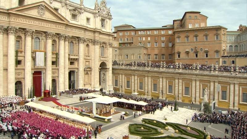 Canonizzazione e Peregrinatio - Papa Giovanni XXIII
