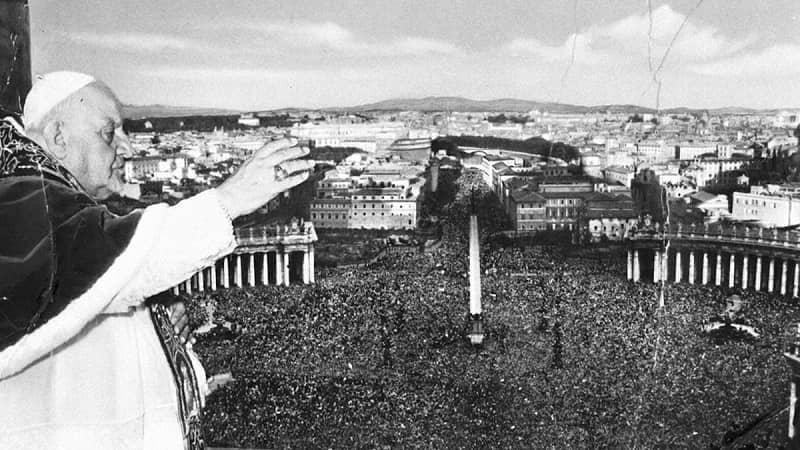 Papa Giovanni XXIII - Beato e santo